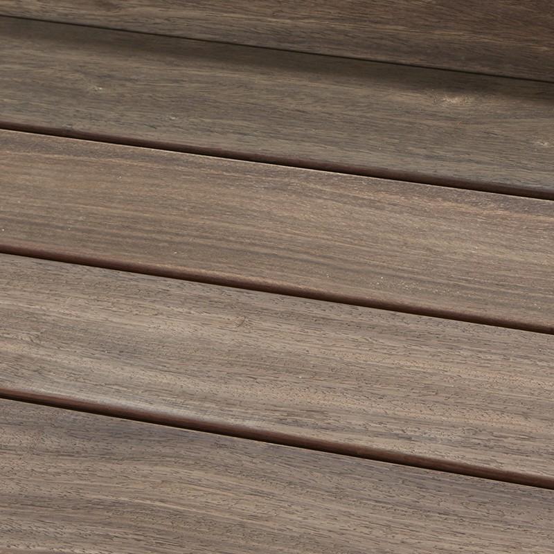 Lames de terrasse en padouk
